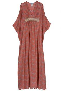 Love this: Germain Silk Kaftan Gown @Lyst