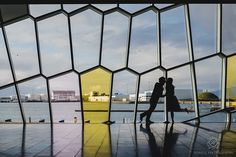 Harpa Concert Hall CLICK THIS PIN to see more from this romantic and adventurous pre-wedding photo session. Inspired By Iceland, Wedding Notebook, Travel Photography, Wedding Photography, Engagement Inspiration, Great Photographers, Concert Hall, Photo Location, World Best Photos