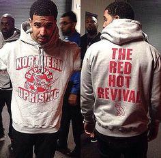 We The North #Drake#Raptors