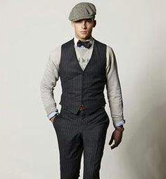 Men's attire for our wedding