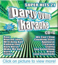 Party Tyme Karaoke: Super Hits 21 #Party #Tyme #Karaoke: #Super #Hits