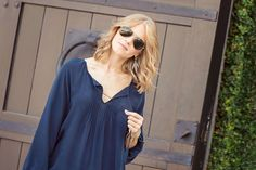 Navy + White - A PIECE of TOAST // Lifestyle + Fashion Blog // Texas + San Fran
