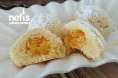Portakallı Kurabiye (yiyen Tarifini Almadan Gitmiyor Mükemmel Bir Tarif )