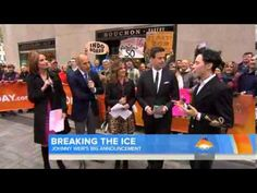 """TODAY show 23.10.13 Johnny Weir: """"I got old, thank you and goodbye"""""""