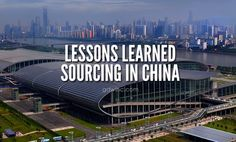 Lessons learned sourcing products from China http://livedemo.me/llsicjvpinterest #amazonfba #amazonfbaseller #amazonfbaexpert #importexport #ecommerce