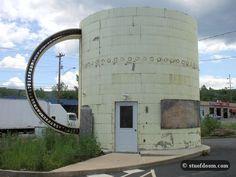 Wilkes-Barre: Giant Coffee Mug