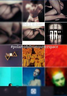 #polaroidsfromoutterspace #elsamu #wtfisart4