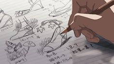 Anime Movie The Garden of Words is part of garden Drawing Watches - Anime & Manga Fanarts Anime, Manga Anime, Anime Art, Anim Gif, Animated Gif, The Garden Of Words, Grafiti, Pretty Drawings, Ghibli