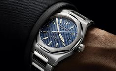 "GIRARD PERREGAUX: ""THE LAUREATO HAS BECOME A FAMILY"""