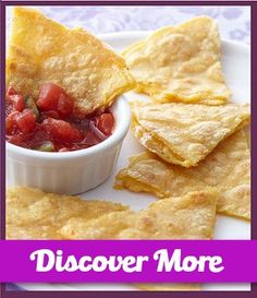 Snack Savvy: 14 Diabetic Snack Ideas Quick  Easy Quesadilla Carb: 2 Mission Extra Thin Yellow Corn Tortillas Protein: 1/4 cup finely shredded reduced-fat cheddar cheese Microwave to melt the cheese. Serve with 1/4 cup salsa, which counts as a free food (under 20 calories, and less than 5 grams of carbohydrate).