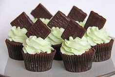 After eight Cupcakes http://www.annetteskager.com/2012/10/after-eight-cupcakes.html