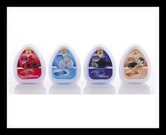 Set Of 4 Mini Gels