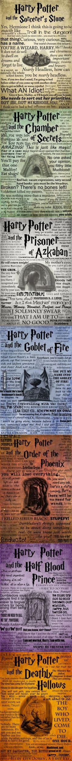 9GAG - Harry Potter = Most Epic