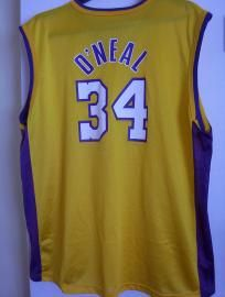 d210943f79c1 SHAQUILLE O NEAL LA LAKERS NEW BASKETBALL JERSEY