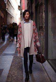 Style Crush: Fei Fei Sun - The Clothes Horse