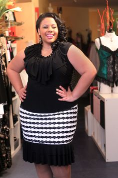 6d22f161c4 clothing Big beautiful real women with curves accept your body plus size  body conscientiousness fashion Curvy