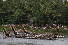 Kerala Snake Boat Races: Monsoon and Onam Festival Fun