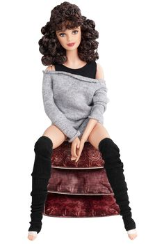 Flashdance™ Barbie® Doll | Barbie Collector...didn't know there was a Barbie like this...my all time favorite movie!