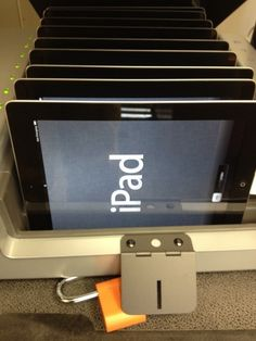 Collection of articles on using iPads in the classroom. Save for grant writing.