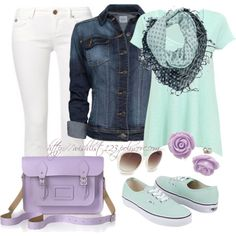 """Master the Pastel"" by wishlist123 on Polyvore"