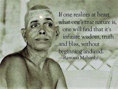 Find out that ~ Sri Ramana Maharshi Spiritual Images, Spiritual Words, Spiritual Guidance, Spiritual Wisdom, Advaita Vedanta, Ramana Maharshi, Indian Philosophy, Sense Of Life, Awakening Quotes