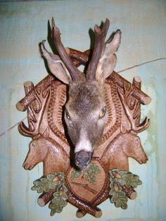 trophy sculpted by me .execute all possible models. Moose Art, Models, Animals, Templates, Animales, Animaux, Animal Memes, Animal, Modeling
