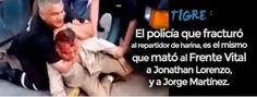 Piedra OnLine: Campaña Nacional contra la Violencia Institucional...