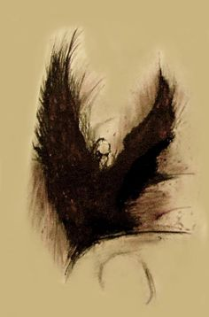 Mothman sketch by eyewitness. Mythological Creatures, Mythical Creatures, The Mothman Prophecies, Stranger Things Monster, Myths & Monsters, Dark And Twisty, Demonology, Beautiful Disaster, Cryptozoology