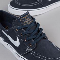 bf072c4c55b2 Nike SB Stefan Janoski Shoes - Dark Obsidian   White - White - Gum Light  Brown