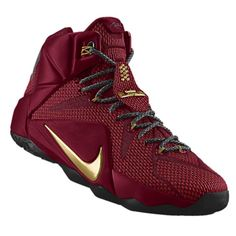 The Nike LeBron 12 is now available for customization at @nikeid.