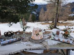 Boho Stil, Cakepops, Fondant, Table Settings, Reception, Cupcakes, Patio, Table Decorations, Outdoor Decor