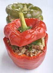 Armenian Stuffed Peppers...