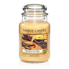 Vanilla Oak - The comforting richness of fine aged wood and fresh vanilla spice create a welcoming warmth.