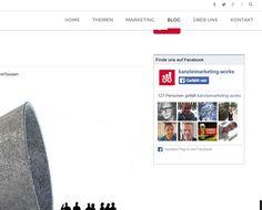 Kanzleimarketingworks Blog Marketing, Facebook, Austria, Blog, It Works, Guys, Blogging, Nailed It