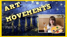 Art movements. Part V ★ Witty Smithey
