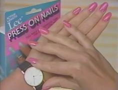 Lee Press On Nails