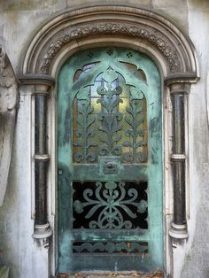 Brompton, England, beautiful doors, portal, gate, entrance, welcome, curve, ornaments, detail, architechture, photo