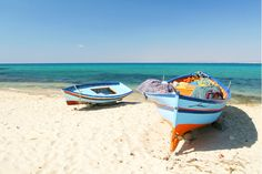 Hammamet, Tunisia - Explore the World with Travel Nerd Nici, one Country at a… Places Around The World, Around The Worlds, Travel Flights, Destinations, Travel Expert, Boat Painting, Beautiful Places, Amazing Places, Landscape Photography