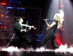 Trans Siberian Orchestra- to go to one of their shows