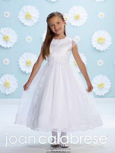 Joan Calabrese Flower Girl Dresses | Bridal Reflections