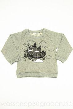 sweater ship | Wassen op 30 graden