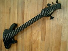 fretless bass.... man i would be keen to try one