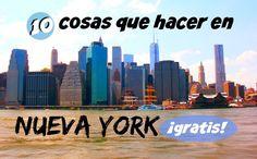 10 cosas qué hacer en Nueva York Gratis | @BeBloggera