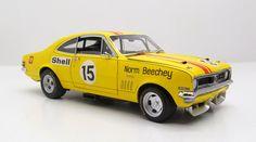 HOLDEN HT MONARO GTS NORM BEECHEY 1972 BATHURST -1:18 Scale Classic Carlectables | eBay