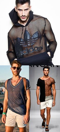 Moda masculina, maquiagem masculina, moda e estilo para homens.