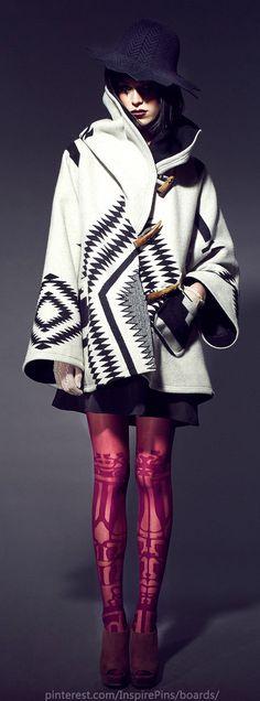 Fall 2013 Ready-to-Wear Lindsey Thornburg