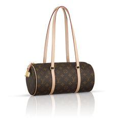 27edabe43d2e Papillon NM via Louis Vuitton Next Bags, Louis Vuitton Official Website,  Canvas Handbags,