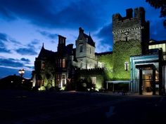 Choosing the Best Castle Hotel in Ireland