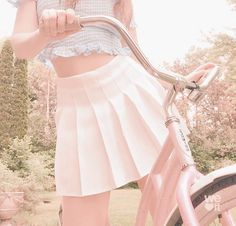 Peach Aesthetic, Korean Aesthetic, Aesthetic Images, Aesthetic Girl, Black Pink ジス, Pastel Outfit, Outfit Look, Pink Themes, Kawaii Clothes