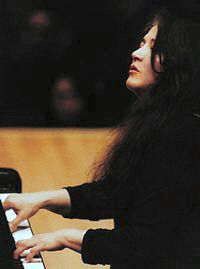 Martha Argerich, my second best person ever